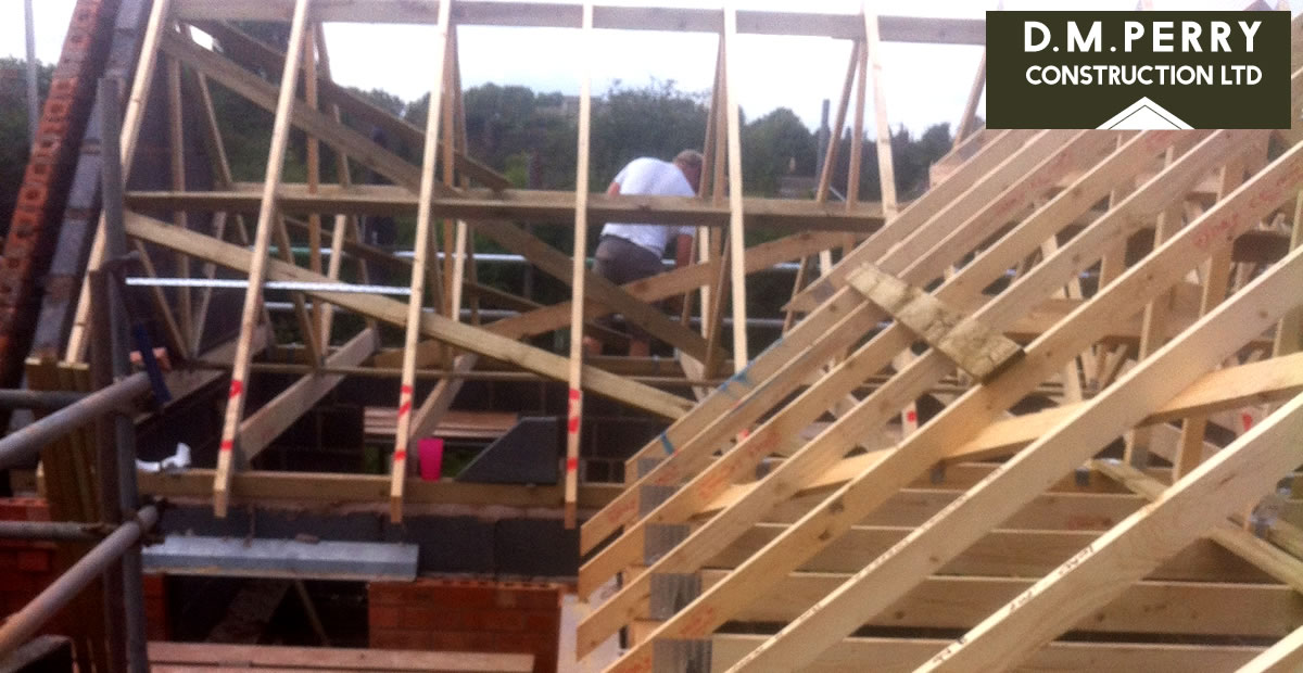 Roof Builders Stratford upon Avon