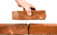 brickwork - brick laying - garden walls - house builders